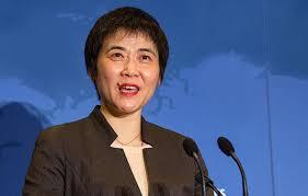 Dr. Liu of China ICAO
