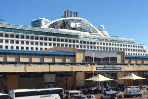 Fremantle passenger terminal will get $3 million upgrade to attract international cruise tourists