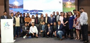 Oman Tourism along with Oman Air and Cox & Kings Ltd team