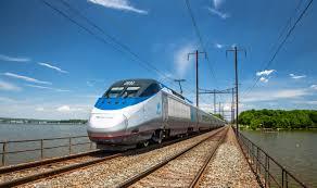 Amtrak Acela Express Trains