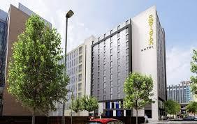 Maldron Hotel in Belfast city