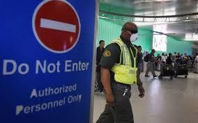 UK travellers as Ebola