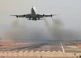 airline green house gas emission