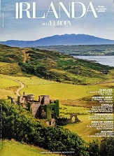 June 2018 - Some 20,000 readers of Bell'Europa magazine in Italy have been reading all about the island of Ireland. The June edition of Bell'Europa, a glossy travel magazine, included a 64-page supplement dedicated entirely to Ireland. Articles about Belfast, Strangford Lough, Ireland's Ancient East, the Wild Atlantic Way and Dublin featured in the magazine. Further media information: Sinéad Grace, Tourism Ireland 087-685 9027
