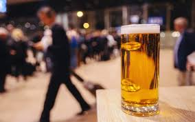 British airports limit alcohol