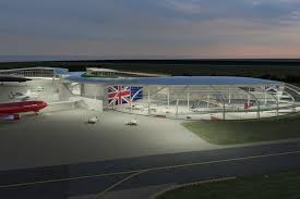 Scotland first spaceport in the UK