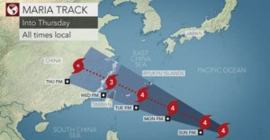 Typhoon-Maria-path-and-tracking-1411714