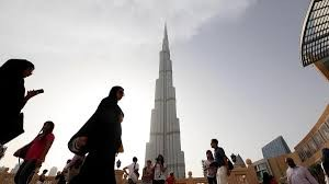 The UAE global tourism destination