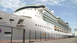 cruise ships record number visitors