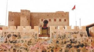 Dhofar more European tourists