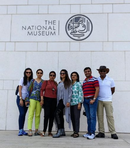 The Ministry Of Tourism Oman Along With Oman Air Recently Conducted A  Familiarization Trip For Select Agents From Leading Travel Companies Across  India To ...