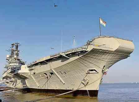 West Indian state Maharashtra proposes to convert INS Viraat
