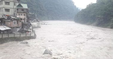 2020 Cloudburst Rain Events.427 Tourists Evacuated From North Sikkim After Cloudburst