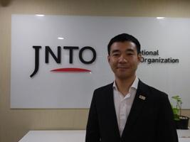 Japan National Tourism Organization Yusuke Yamamoto
