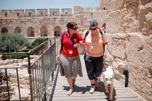 Old City of Jerusalem makes easy accessibility for differently-abled visitors