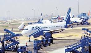 Two IndiGo flights
