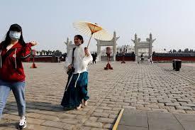 Chinas domestic tourism