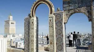 visitors to Tunisia in 2020