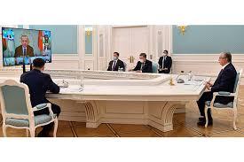 14th summit by Kazakh