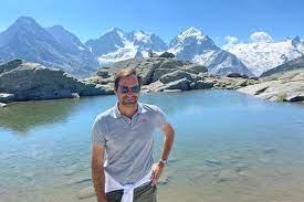 Roger Federer brand ambassador