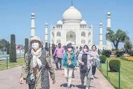 Covid 19 cases in Agra