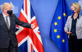 EU negotiating tourism