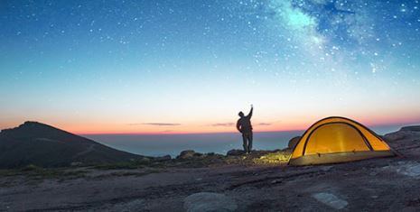 Astro tourism