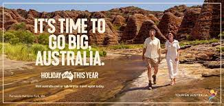 Australians to take an Epic Holiday