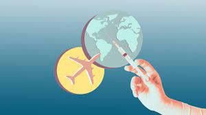 Vaccination tourism