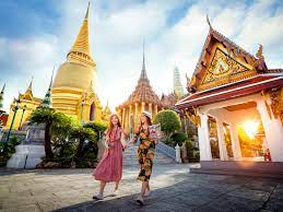 Thailand fully vaccinated foreign visitors