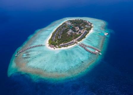 FURAVERI MALDIVES AerialView2
