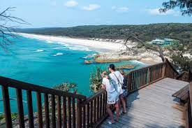 The tourism of North Queensland