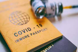 Covid pass